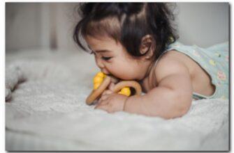 Когда у детей начинаются прорезывания зубов