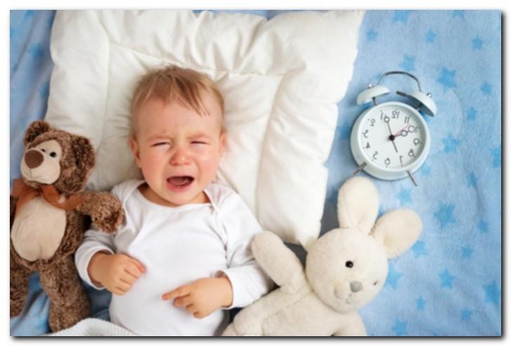 Проблемы со сном у младенцев
