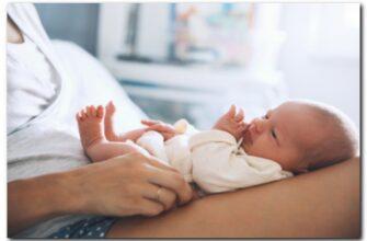 первая неделя с новорожденным